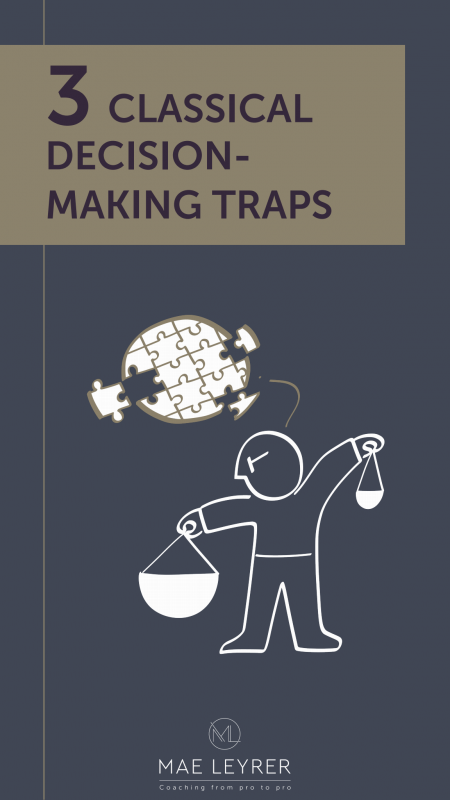 Classical decision-making traps (Page 1)