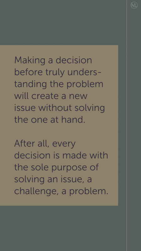 Classical decision-making traps (Page 3)